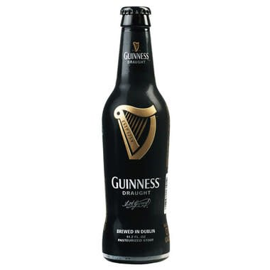 Guinness Draught Stout  ABV: 4.2%  4 Pack Can