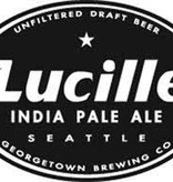 Georgetown Brewing Lucille IPA Abv 7% 6 Packs Can