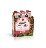 Angry Orchard Hard Cider Rose ABV 5.5% 6 Pack