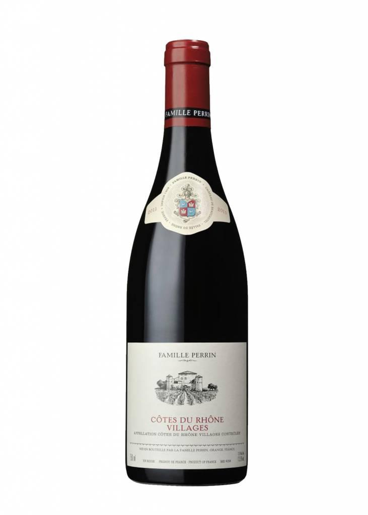 Famille Perrin Cotes Du Rhone Rouge 2015 ABV 13.5% 750 ML