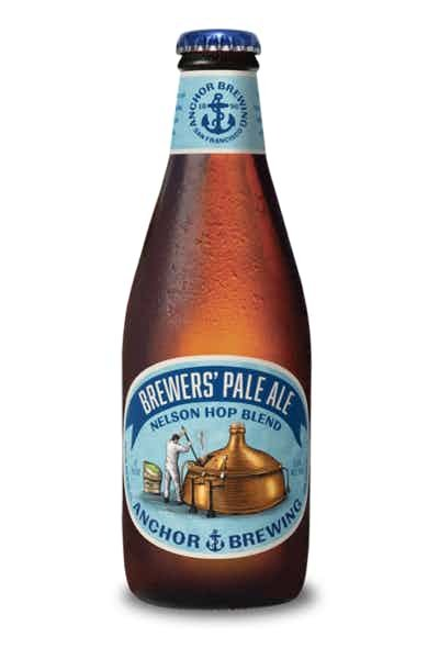 Anchor Brewing Co. Brewers Pale Ale ABV 5.3% 6 packs