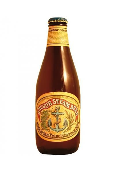 Anchor Brewing Co. Steam Beer 4.9%  22 OZ