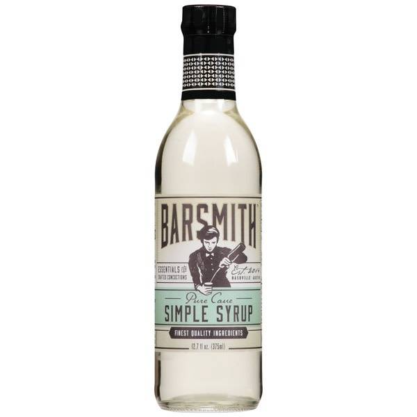 Barsmith Simple Syrup 375 ML