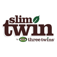 Slim Twin Organic Cookies & Cream Ice Cream 1 Pint