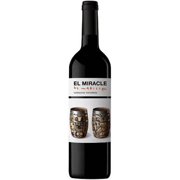 El Miracle old Vine Garnacha Tintorera ABV 13% 750 ML
