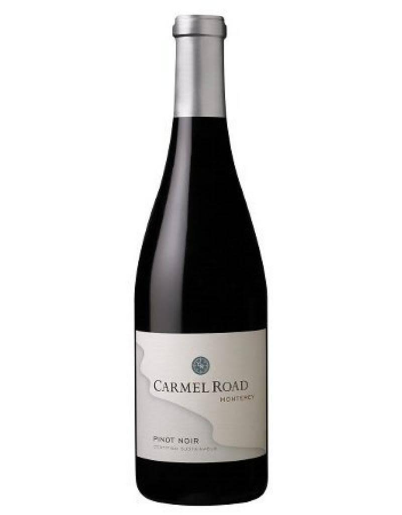 Carmel Road Pinot Noir 2015  ABV 13.5% 750 ML