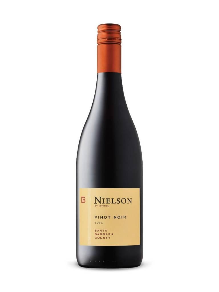 Nielson Byron Pinot Noir 2014  ABV 13.5% 750 ML