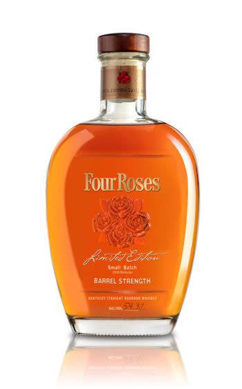 Four Roses Limited Edition Small Batch ABV 54% 750 ML