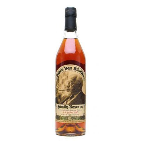 Pappy Van Winkle's Family Reserve 15 Year Old Bourbon Whiskey 750ml ABV:53.5%