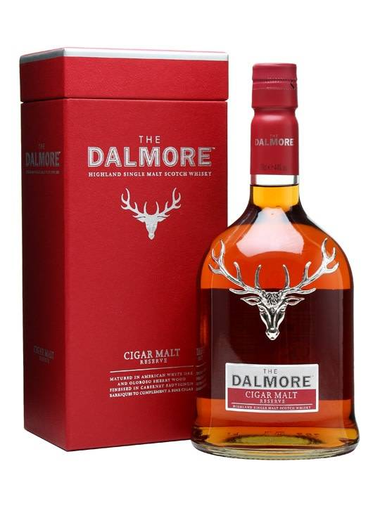 The Dalmore Scotch Whisky 15 Years ABV 40% 750 ML