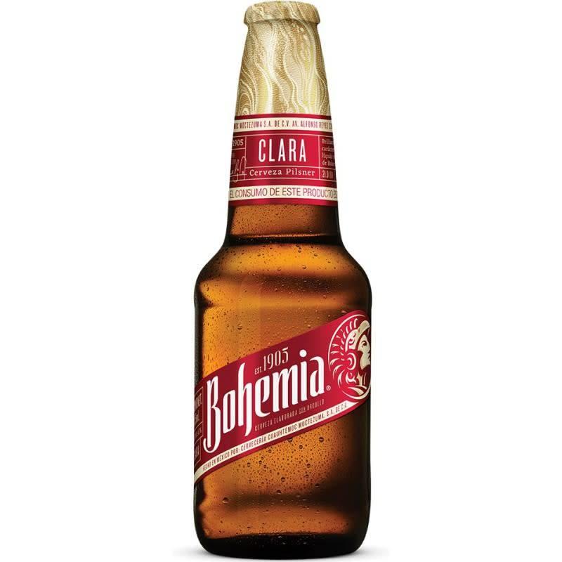 Bohemia Pilsner ABV 4.7% 6 Pack
