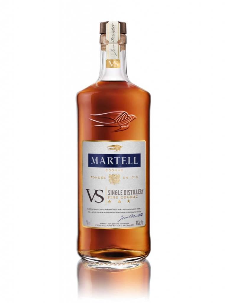 Martell Cognac Single Distillery ABV 40% 750 ML