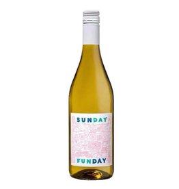 Sunday Funday White Wine 2014 ABV 12% 750 ML