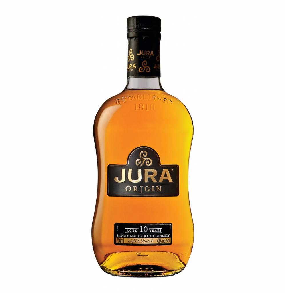 Jura Single Malt Scotch Whisky 10 Years ABV 40 % 750 ML