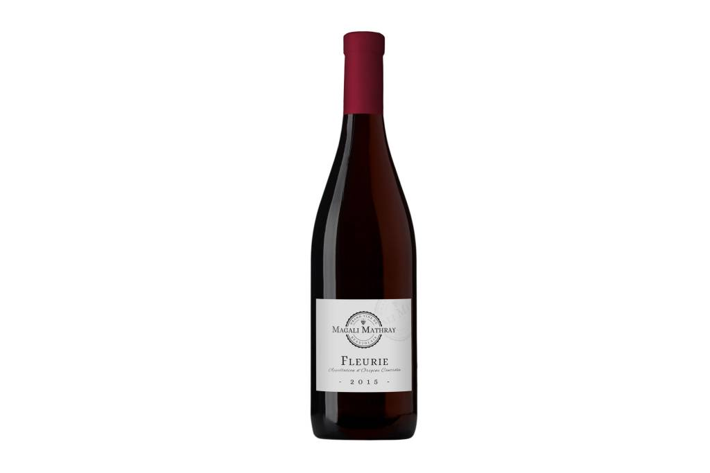 Aagali Mathray Fleurie 2015 ABV13.5% 750 ML