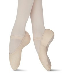 Capezio Child Gracie Leather Ballet Slippers