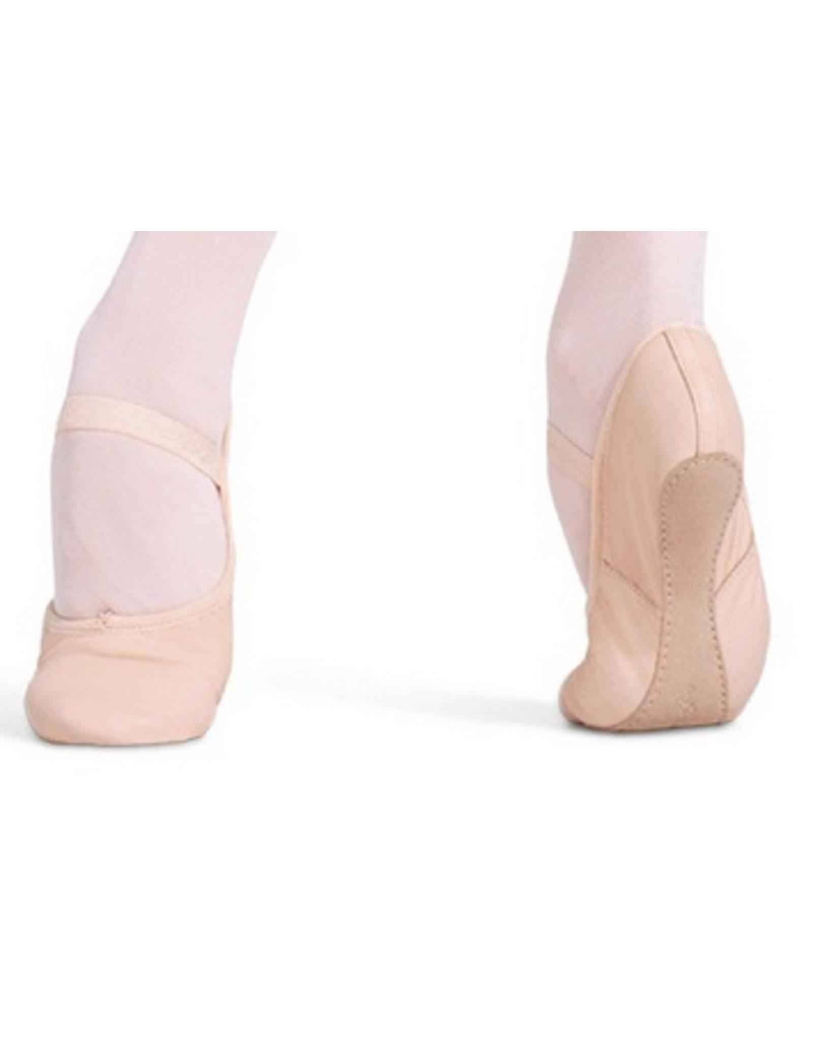 Capezio Child Gracie Leather Ballet Slippers