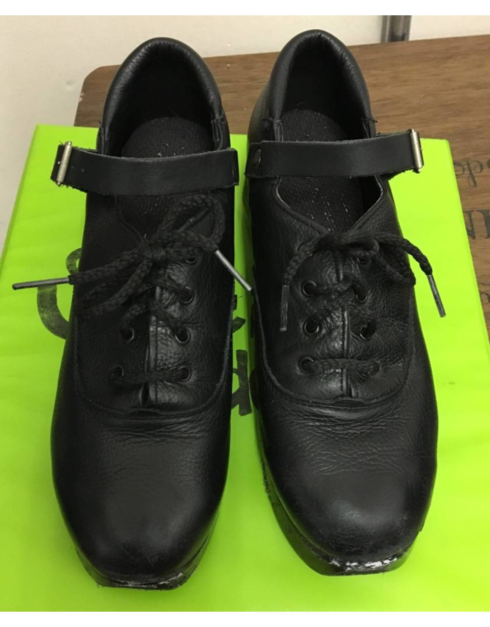 Rutherford Used Irish Hard Shoes
