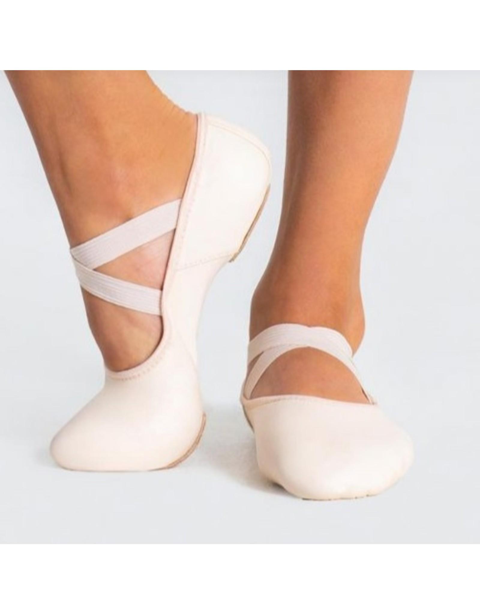 Capezio Hanami Soft Leather Ballet Slipper- Adult