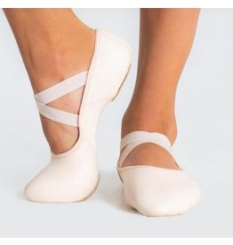 Capezio Hanami Soft Leather Ballet Slipper- Adult