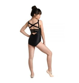 Danshuz Ballet Three Strap Leotard