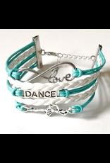 Dance Infinity Bracelet