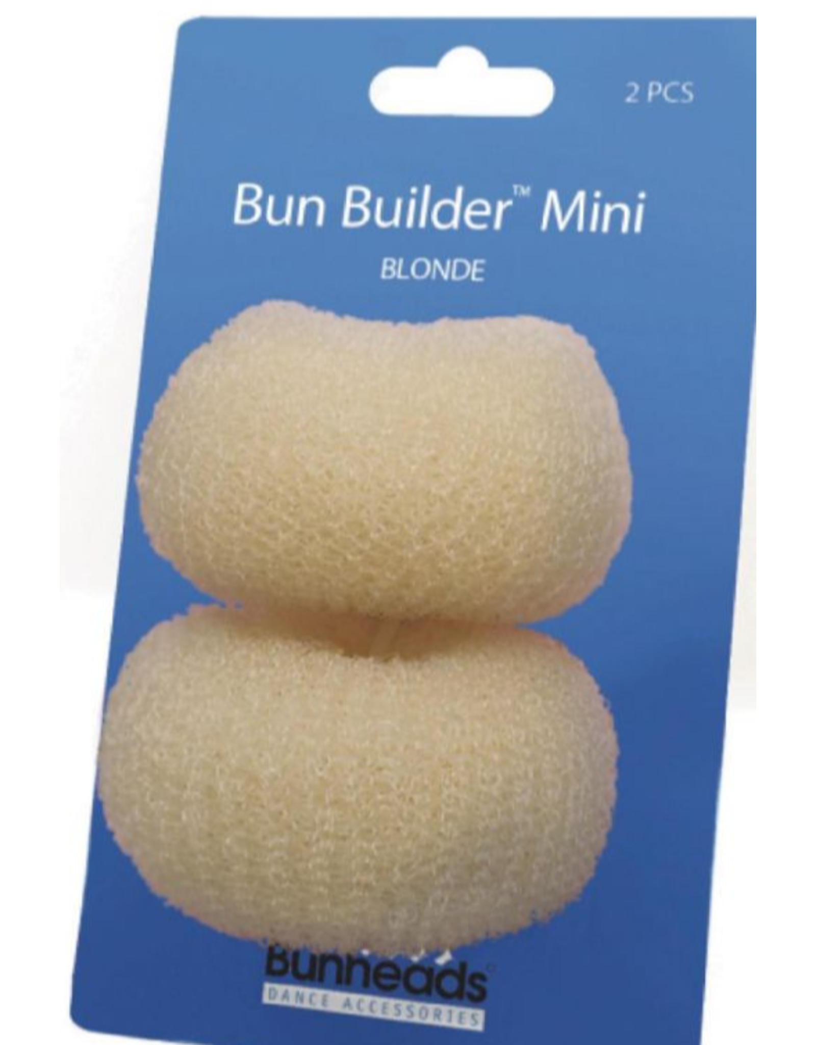 Capezio 2 Piece Bun Builder Mini