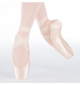 Suffolk Spotlight Pointe Shoe 4.5 2X Standard Shank
