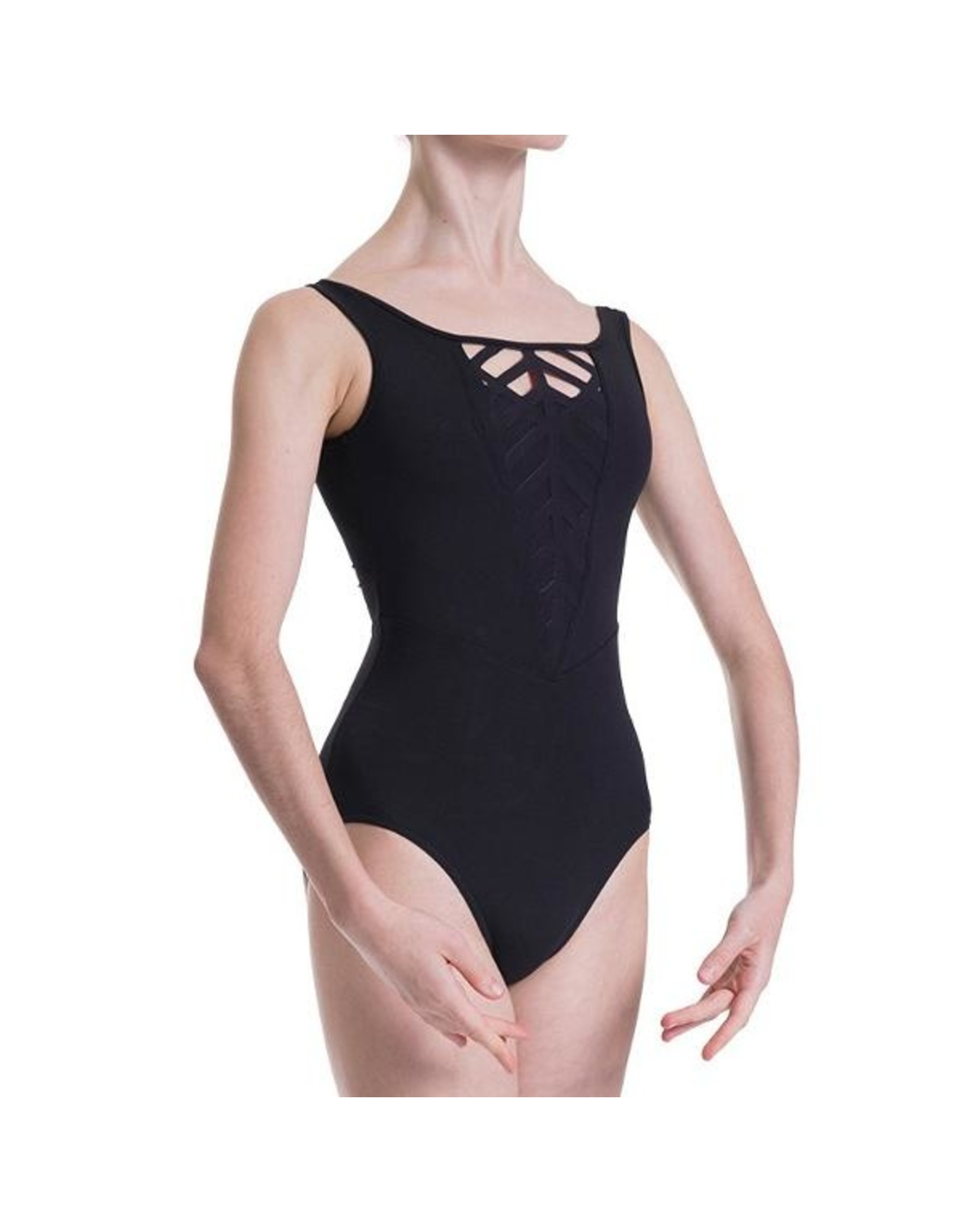 Bloch Caged Laser Cut V Front_Back Panel Tank Leo