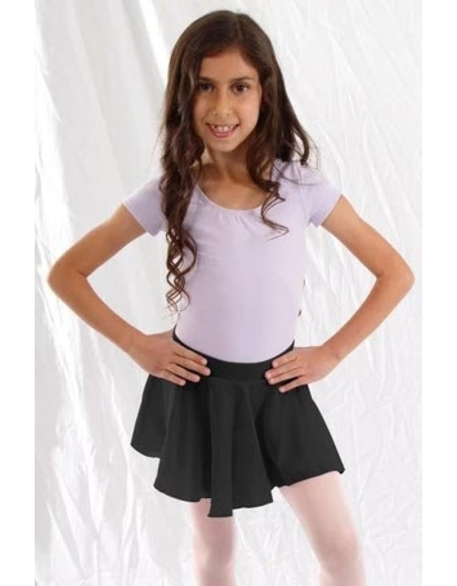 Basic Moves Girls Cotton Waistband Skirt