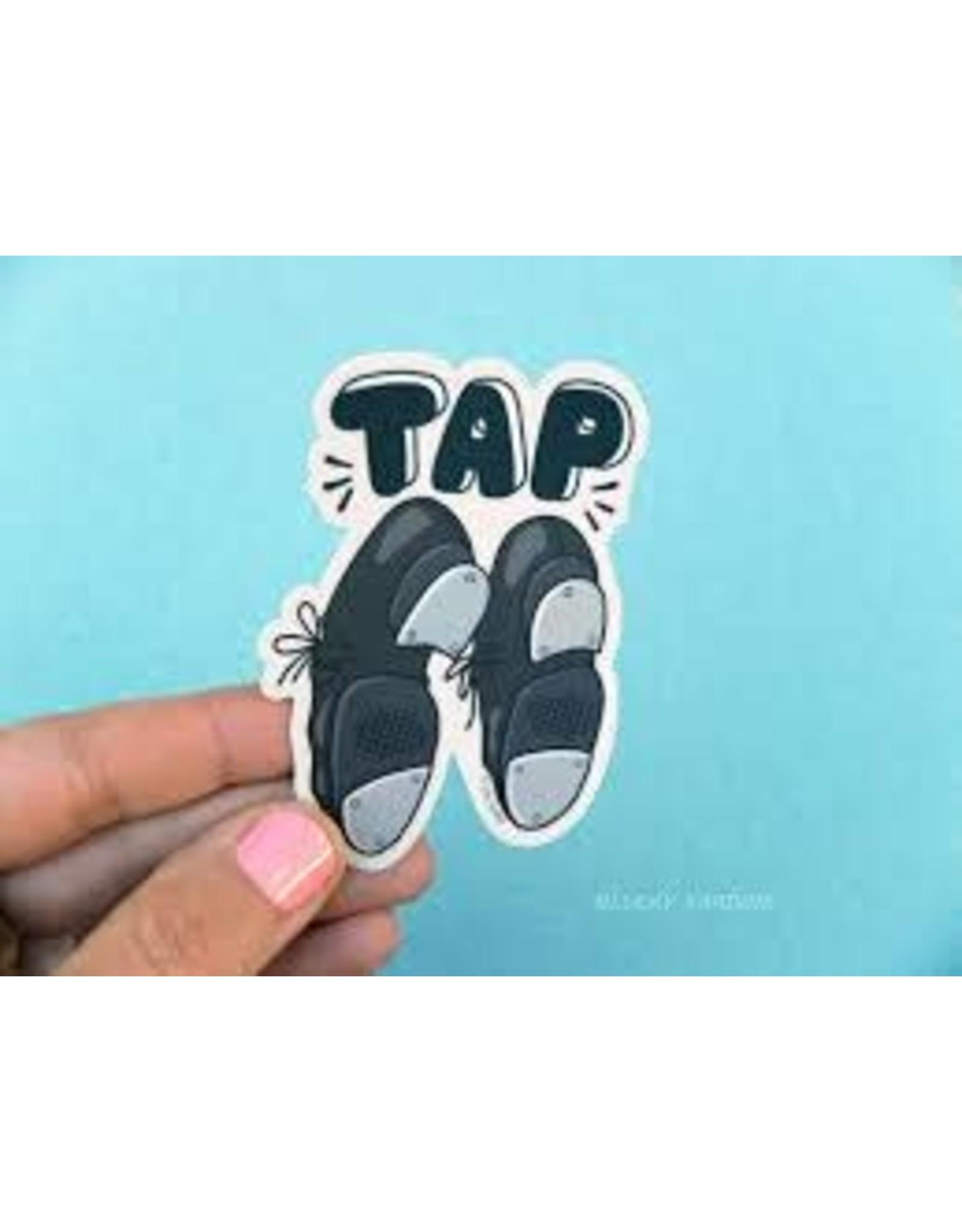 Lucky Sardine Tap Sticker