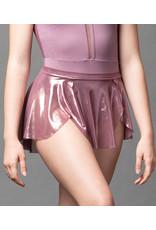 Side Wrap Ultrasheen Pull on Skirt