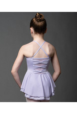Halter Leotard Dress