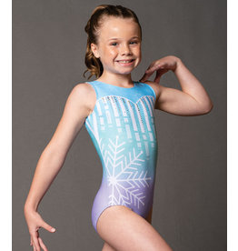 Gymnastics Ice Queen Leotard