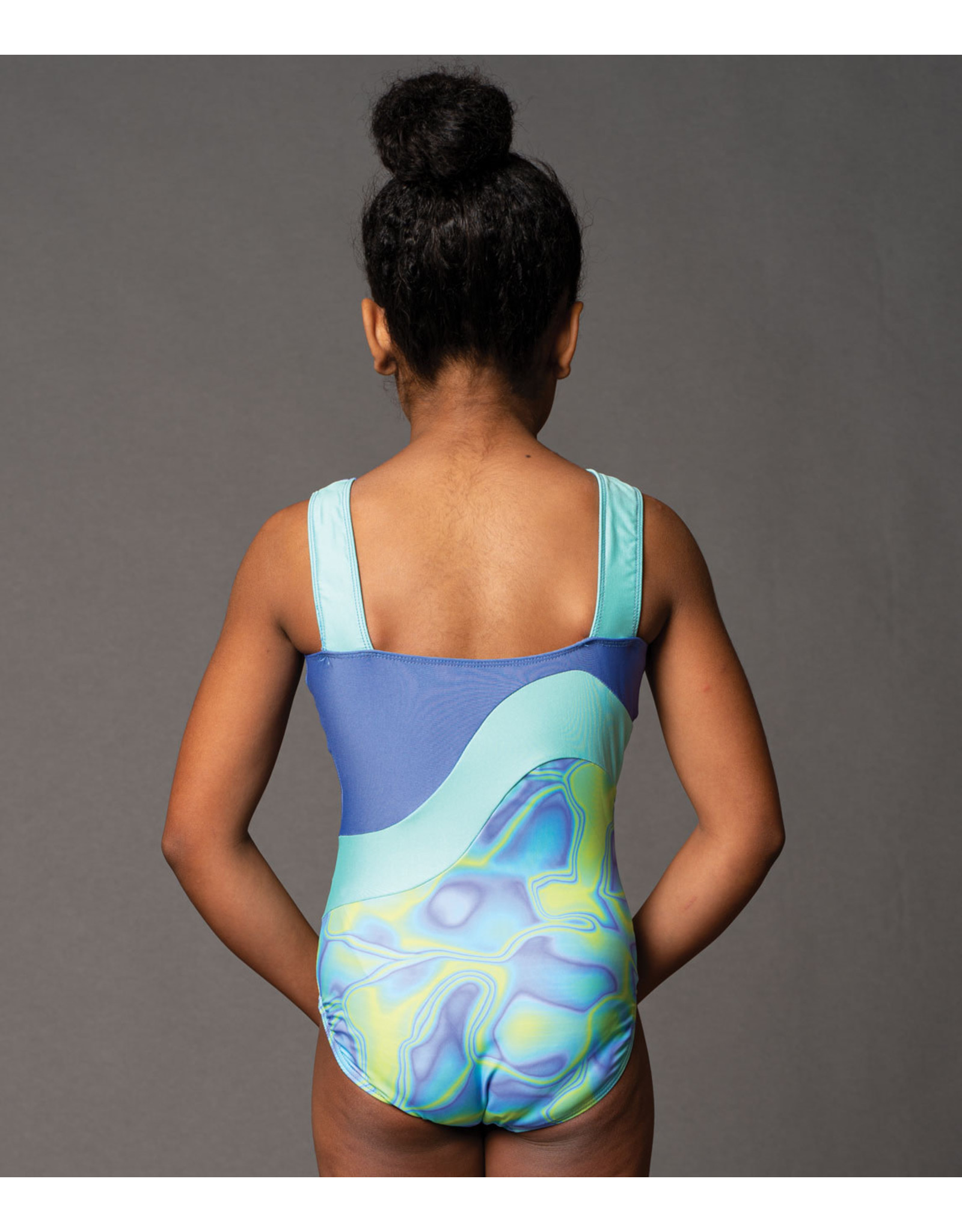 Ripple Gymnastic Leotard