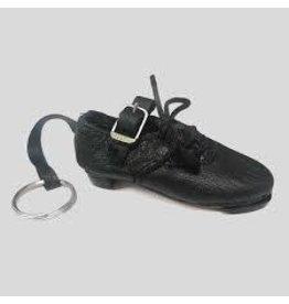 Pillows for Pointes Keychain Mini Irish Hard Shoe