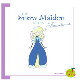 Russian Pointe Snow Maiden Opera Story Book