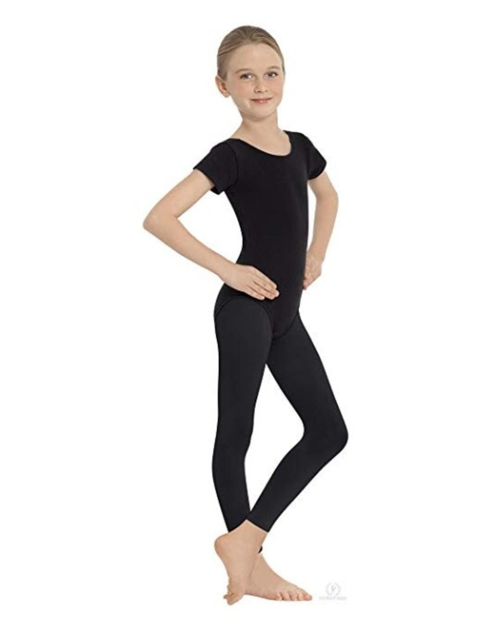 Euroskin Child Non-Run Footless Tight