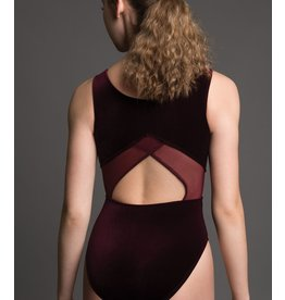 V-Back Princess Tank Leotard
