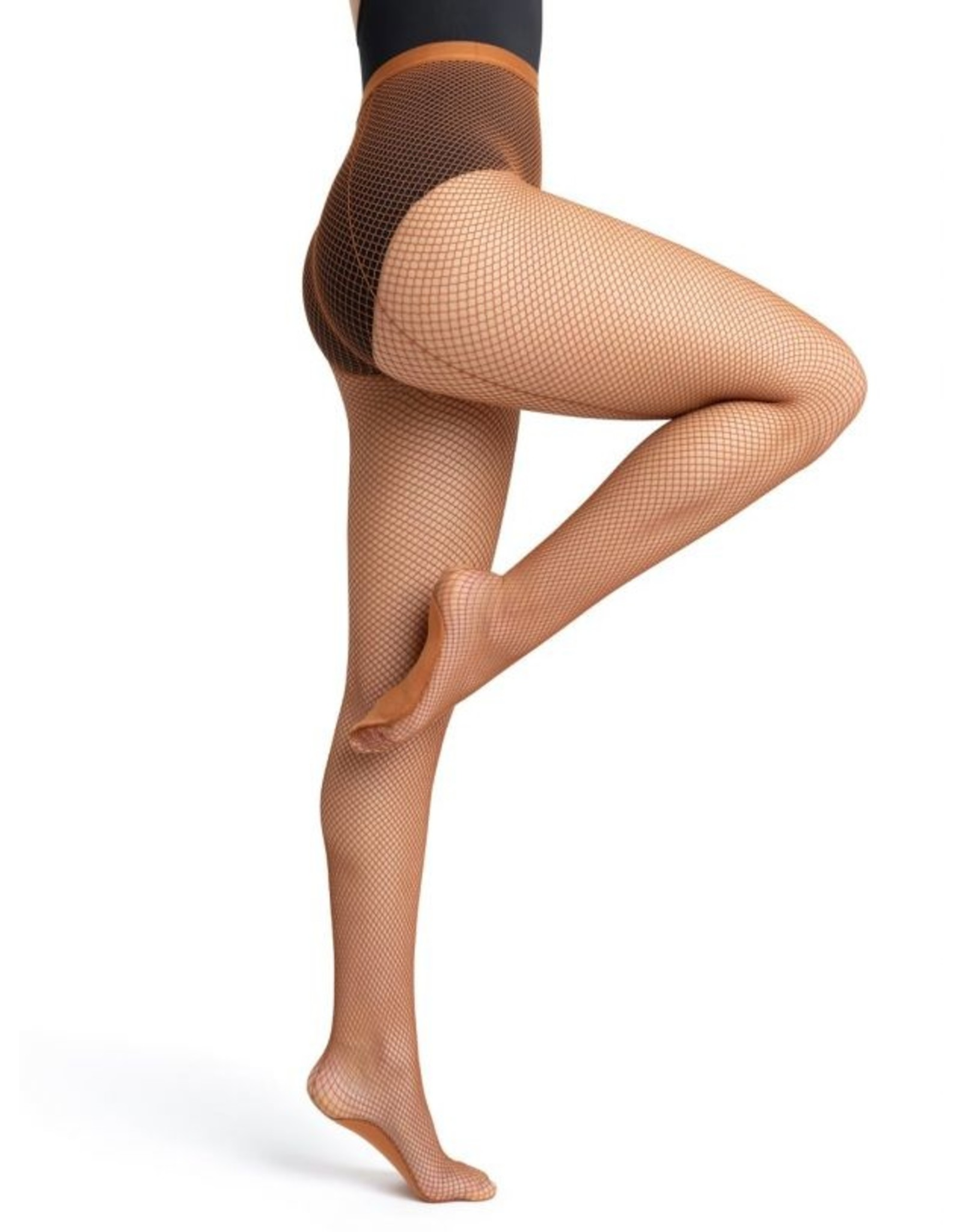 Capezio Capezio Fishnet Tight w/Backseam