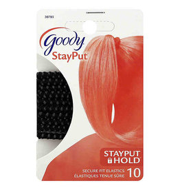 Goody Elastic 4MM Stayput 10P