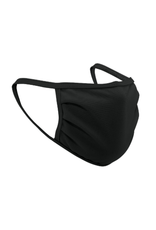 Augusta Sportswear Dancers Face Mask - Black