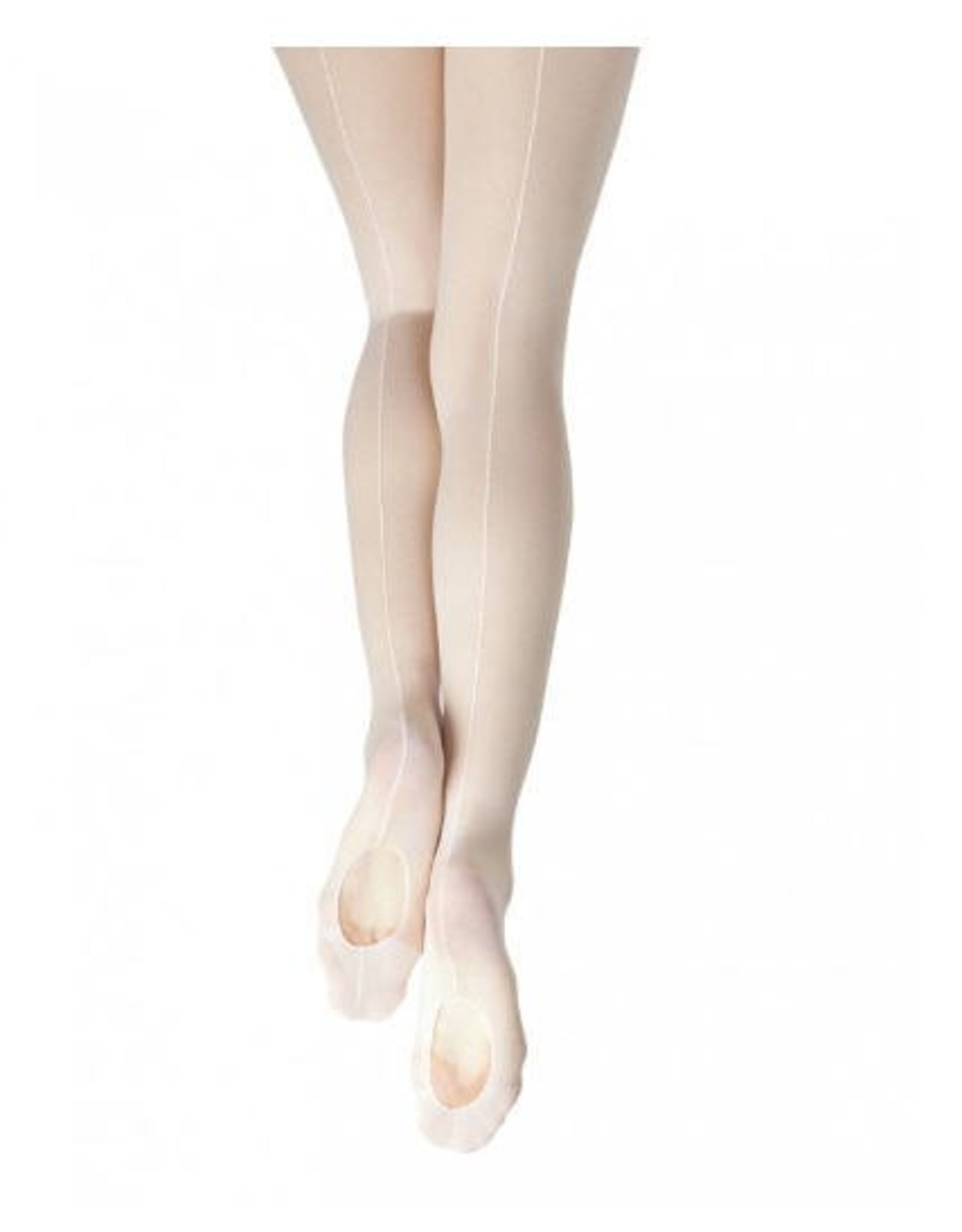 Capezio Child Classic Mesh Tight w/Seam