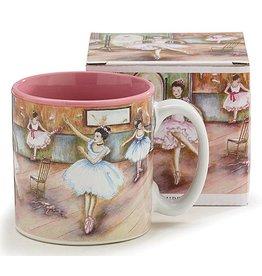 Dancing Ballerina 13 OZ Mug
