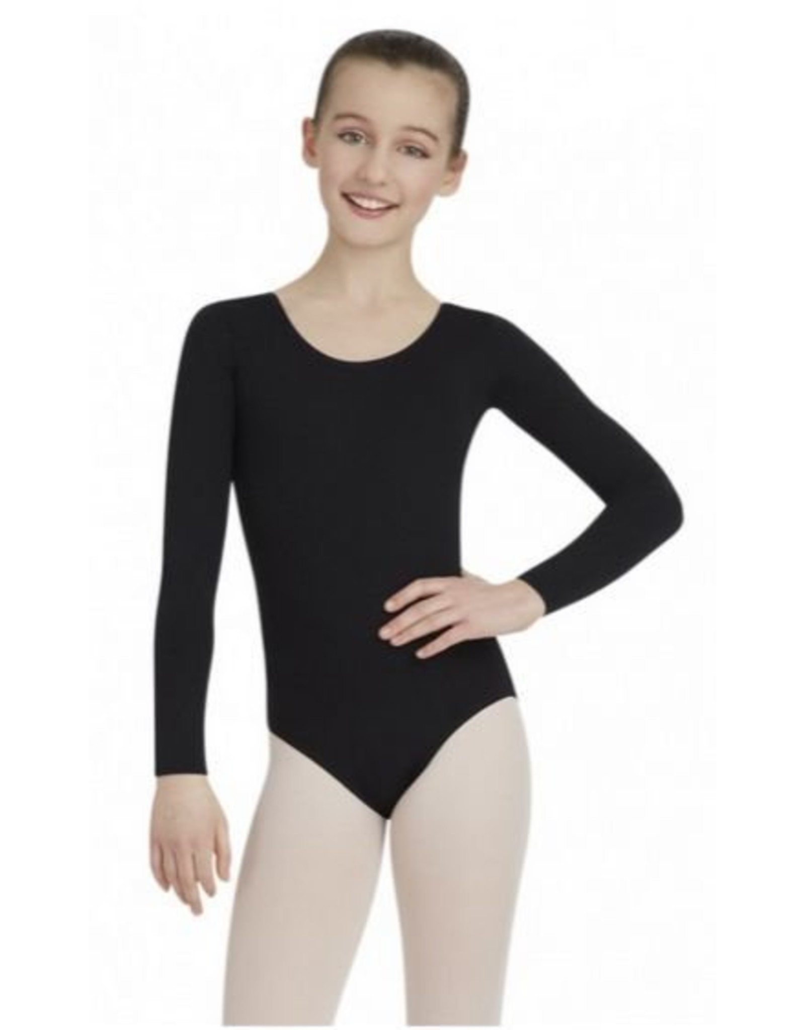 Capezio Long Sleeve Leotard Child