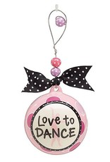 Love To Dance Ornament
