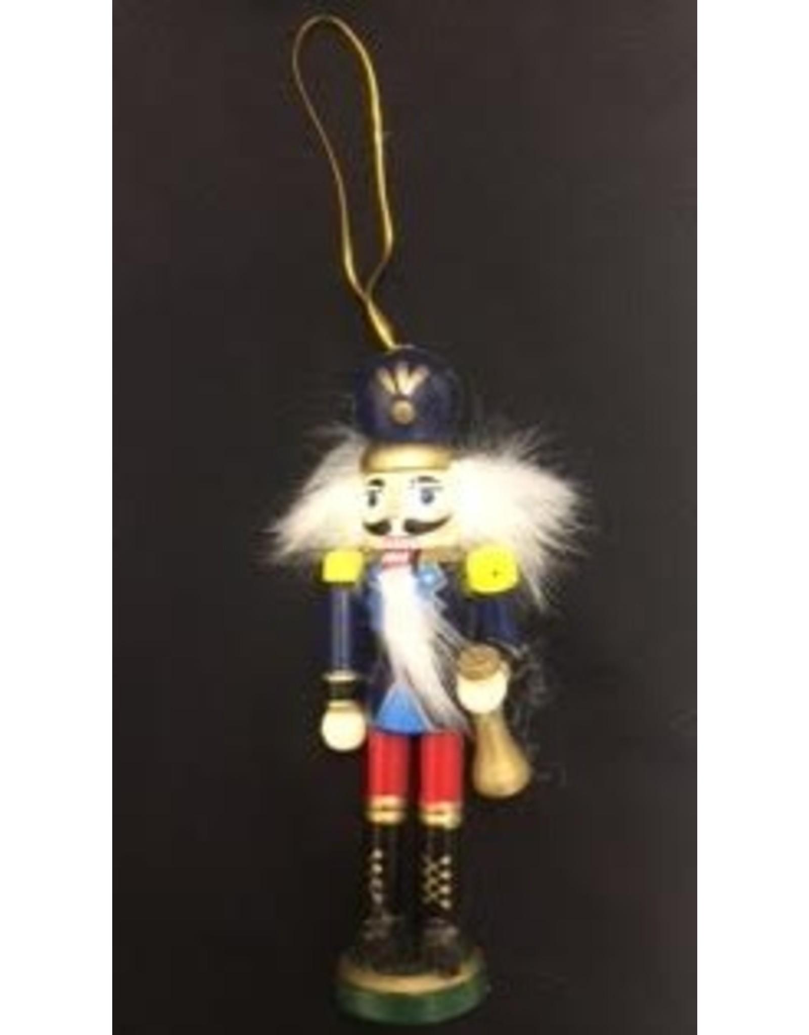 Nutcracker Ballet Gifts Nutcracker Ornament-Round Hat 5 inch