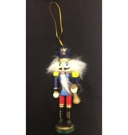 Nutcracker Ballet Gifts Nutcracker Ornament-Round Hat 5 inch