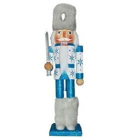 Nutcracker Ballet Gifts Nutcracker Snow Fantasy with Fur Hat 15 inch