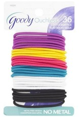 Goody Ouchless Brooke 2MM Elastics 36P